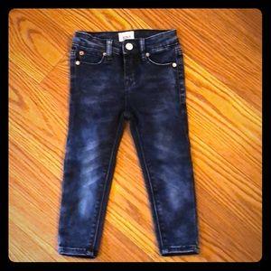 Toddler Hudson jeans size 18 months
